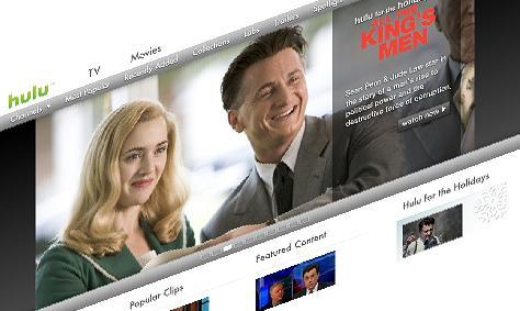 Hulu Delivers Record 856 Million U.S. Video Views