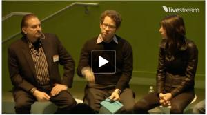 Foursquare Panel - Social Media Week - Warren Raisch