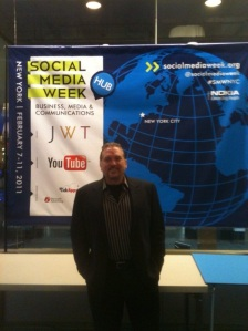 Warren Raisch Speaks at Social Media Week