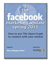 Facebook Marketing Update 2011