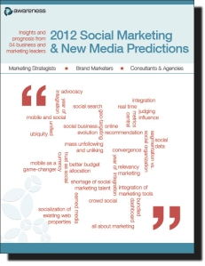 2012 Social Media Predictions