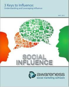 3 Key Social Media Influence Factors