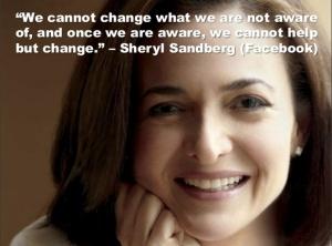 Sheryl Sandberg -Facebook