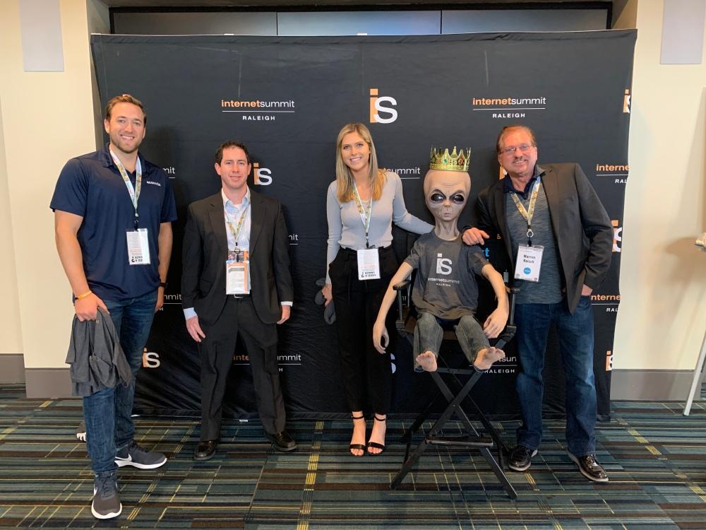 Internet Summit Team Photo